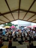 Oberhofner Dorffest am Dorfplatz bei der Kirche 2021